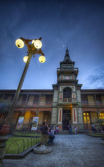El Palacio de Hierro de Orizaba