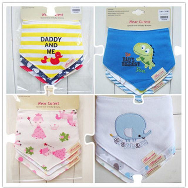 We love it and we know you also love it as well 3pcs/lot Baby Bibs 2015 Baberos Bebes Baby Boy Girls Bibs Baby Babador Bandana Bibs 100% Cotton Cravat Infant Scarves Towels just only $5.40 with free shipping worldwide  #babyboysclothing Plese click on picture to see our special price for you