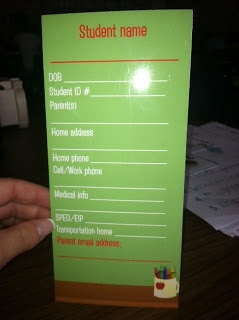 Vistaprint in the Classroom {Yes, Please!}... click here for more ideas.