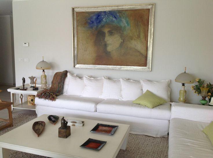 sofa funda lino colomba living