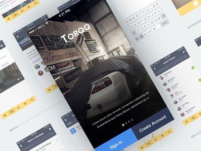 Torqq iOS