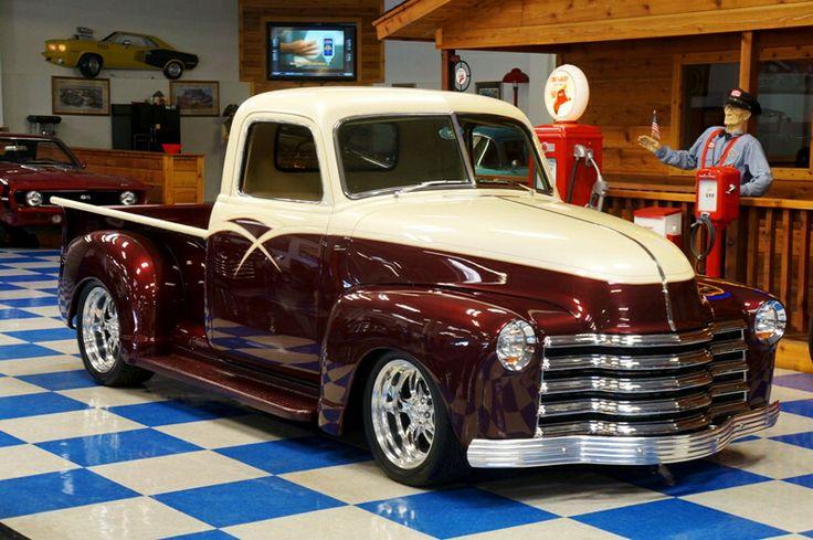 Old Fashioned Produce Trucks