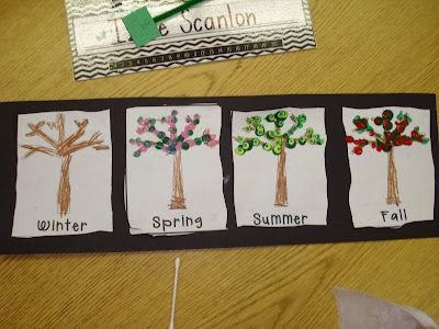 craft for Apple Pie Tree story