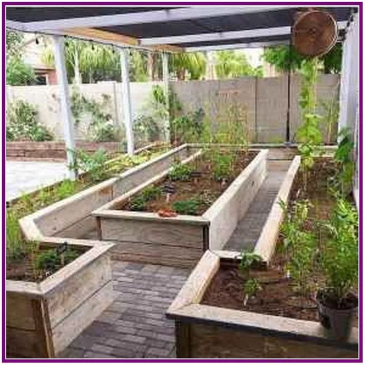 28 Simple Raised Vegetable Garden Bed Ideas – adamsmanor