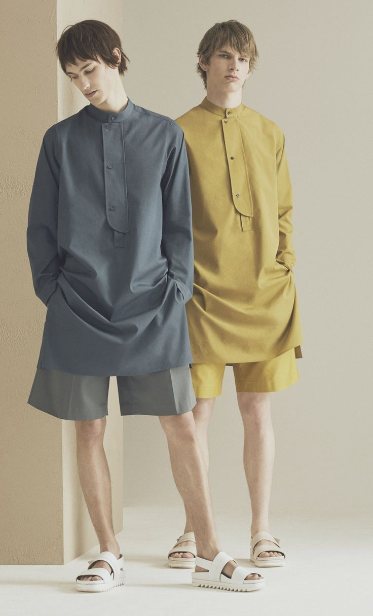 Qasimi SS16 Menswear Fashion. TENMAG Web April 2016