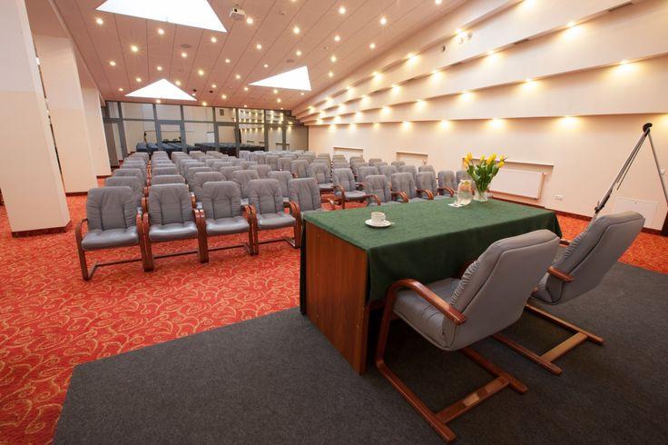 Wiecie, że organizujemy też konferencje?  #hotelklimek #salakonferencyjna #muszyna #mountains #wypoczynek #businesstrip