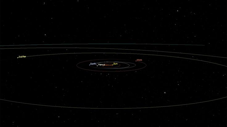 The object, faster than known asteroids or comets, was first spotted by a telescope in Hawaii, and is leaving just as quickly as it arrived.