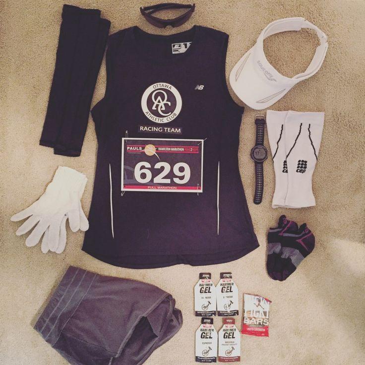 Road2Hope Hamilton Marathon Race Recap Part I