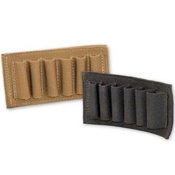 TACOPS Shotgun Shell Pouch | Black or Coyote | Closeout price: $4.11 | store.tssi-ops.com