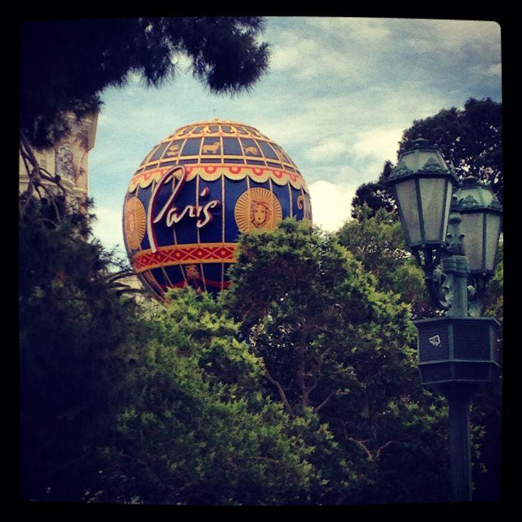 Paris balloon - Las Vegas, NV