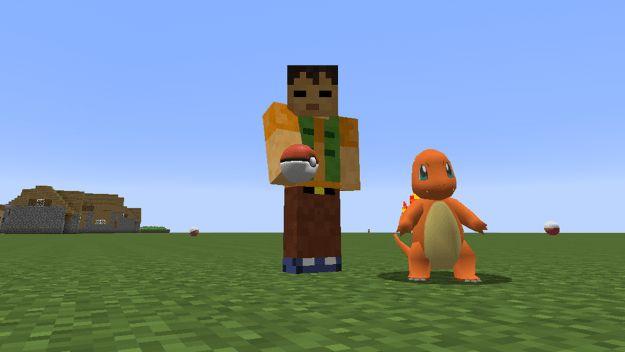 Pixelmon Mod 1.10.2,1.8.9,1.7.10 - Minecraft Mods Download