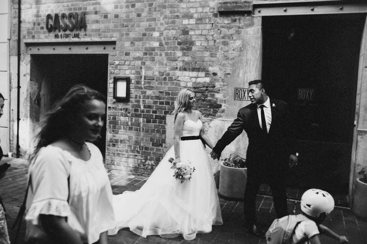 Auckland wedding - Fortlane