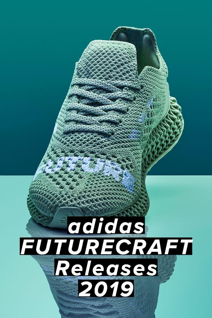 adidas FUTURECRAFT 4D - Releases 2019 | Sneaker News | everysize ...