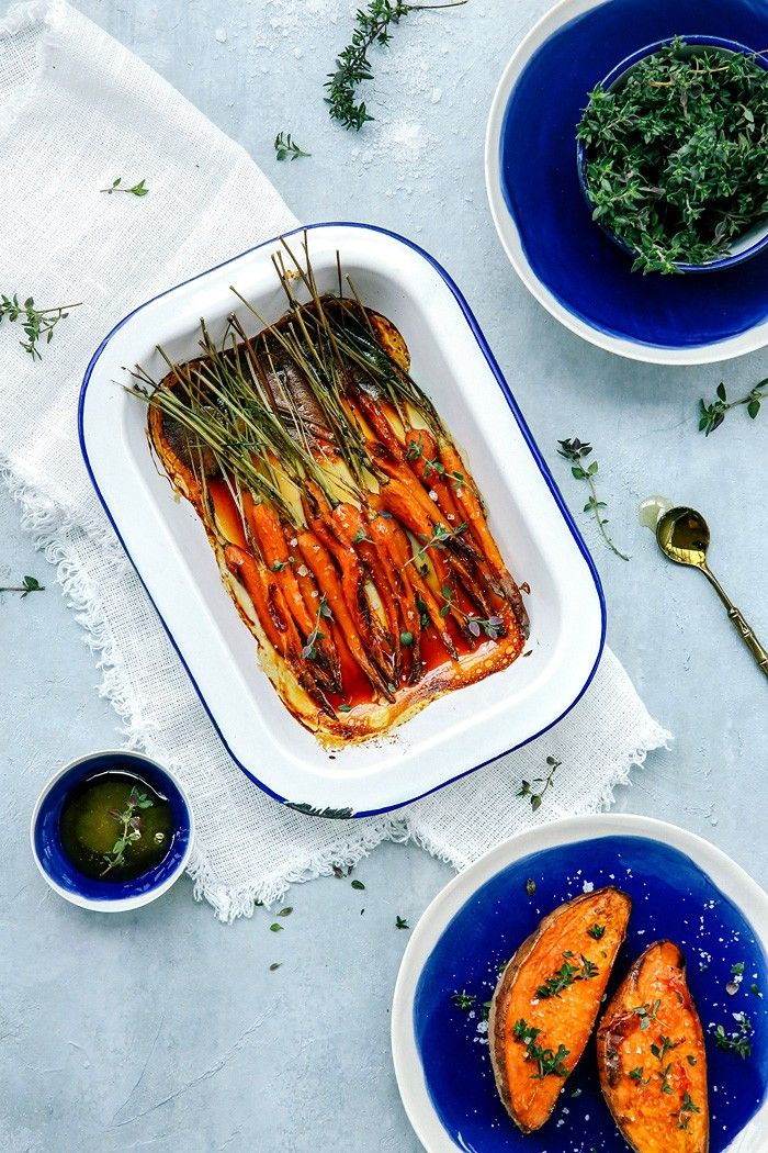 Comme Soie – Food & Styling Concepts // Honeyroasted carrots // Food Photography // Food Styling // Food Blogger // Food Stylist // Food Photographer //  Recipe
