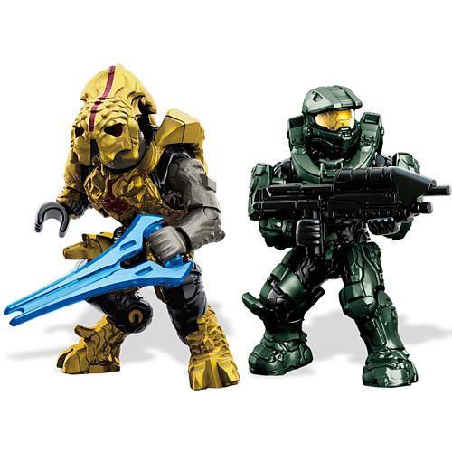 """Mega Bloks Halo UNSC Attack Gausshog Building Set - MEGA Brands - Toys """"R"""" Us"""