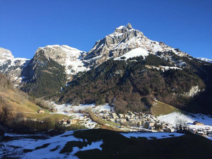 Brunni-Bahnen Engelberg AG (cable car) - Switzerland