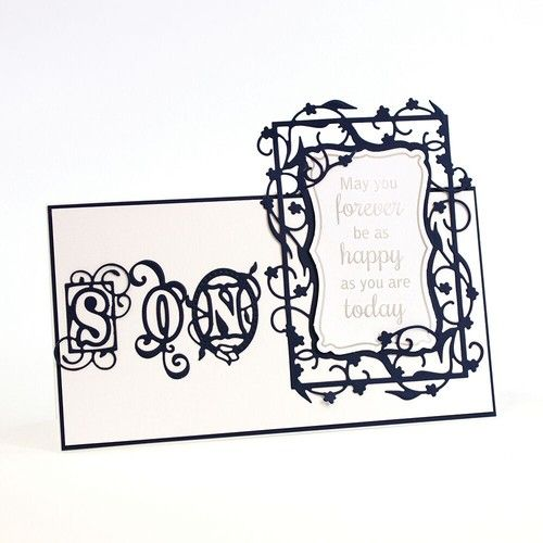 Cards / Crafts / Cards for Men / Tonic Dies | Memory Crafts