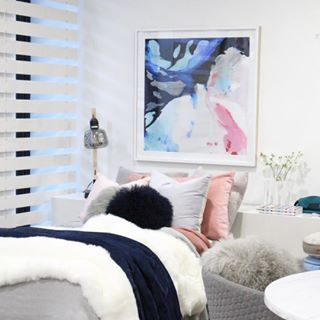 WINTER ~ sorry we have been a little MIA, we've been here covered in dust with a mini reno in store. Each night we've been wanting to jump into this cosy bed 💙 You can shop from yours, all items can be found on our website xo #stylewithcoco #winterwarmers #home #cocoxoxo