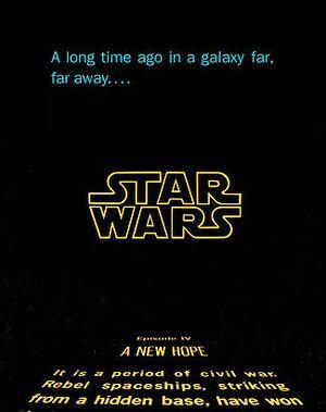 Star Wars opening crawl - Wikipedia, the free encyclopedia