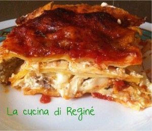 Neapolitan Lasagna for Carnival   Lasagna napoletana di Carnevale   La cucina di Reginé ☼