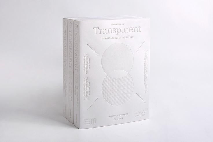PALETTE No.6: Transparent on Behance