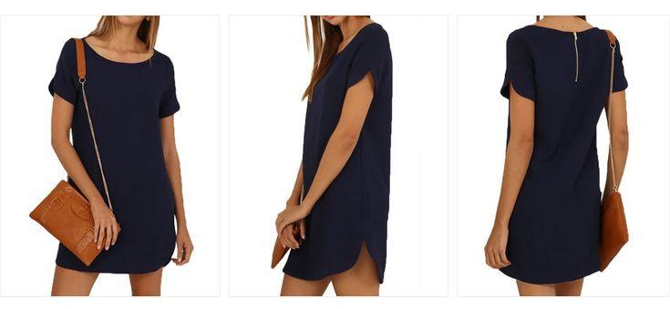 Летнее платье 2016 женщины одеваются Eliacher марка Большой размер причинно женская одежда шик элегантный фитнес синий платья свадебные платья купить на AliExpress