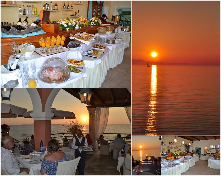 """Enjoy some mouth-watering delicacies from the island of Corfu at the Restaurant """"KOHILI""""."""