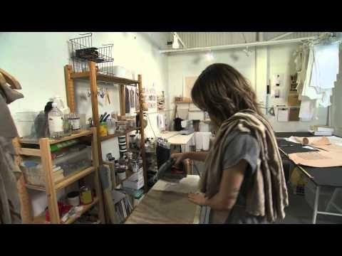 Kate DePara - Textile Designer - YouTube