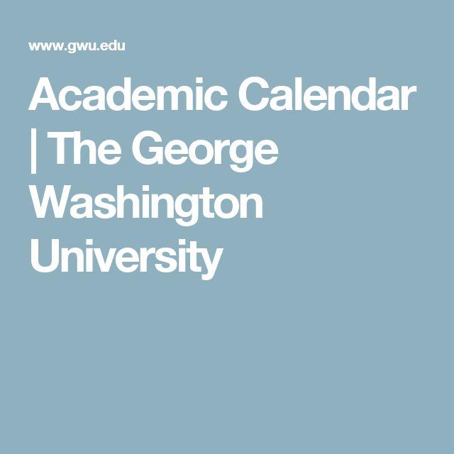 30 best George Washington University #GWClassof2020 images on - george washington resume