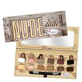 Palette D'ombres À Paupières - Nude Tude - The Balm