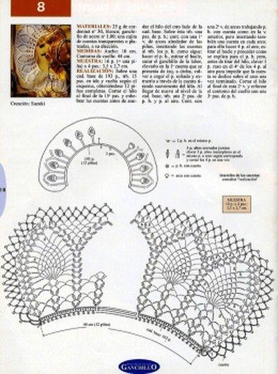 koronkowe kolnierzyki na szydelku (19)