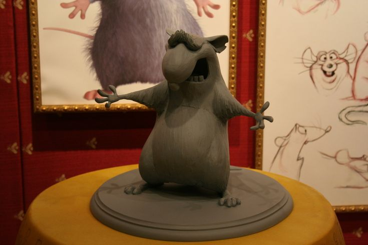 Ratatouille Characters 3 by AreteStock.deviantart.com on @deviantART
