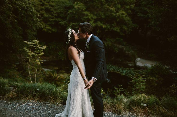 Cody in her Fox Gown XXXX Rue De Seine Bride // Nomadic Love // Photography: Westlund Photography