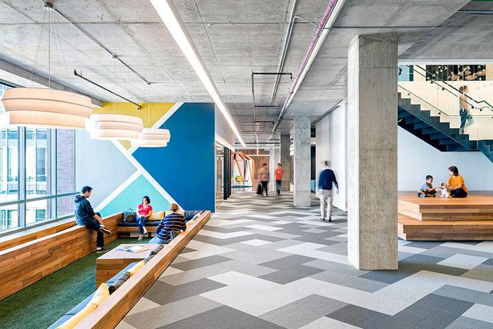 Cisco Meraki offices by O+A, San Francisco – California