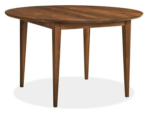 Adams Round Tables - Tables - Dining - Room & Board
