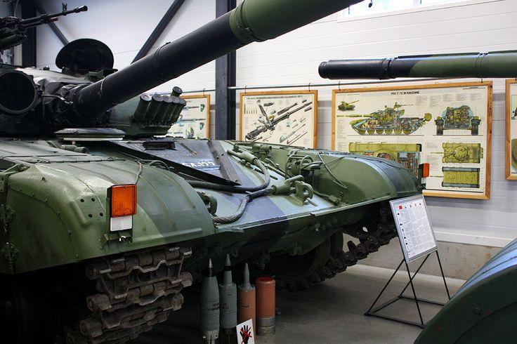 Parolan Panssarimuseon kokoelmat muodostavat varsin edustavan läpileikkauksen panssarivaunujen historiaan.
