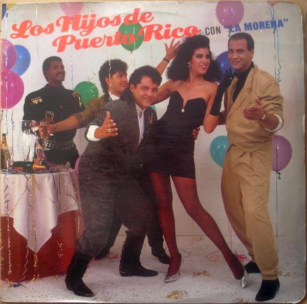 """Los Hijos de Puerto Rico - Los Hijos De Puerto Rico Con """"La Morena"""" (Vinyl, LP, Album) at Discogs"""