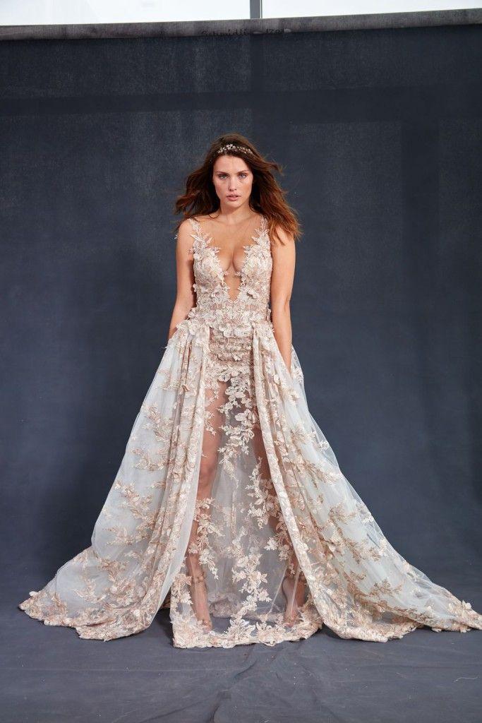 Robe de mariée Lily Rose par Galia Lahav collection Couture 2017