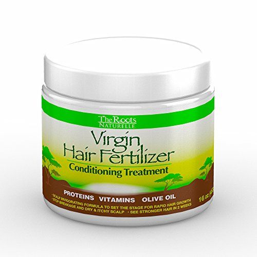 African Hair Fertilizer - Made From Natural Hair Products | Helps Promote Hair Growth for Dry or Damaged Hair | Natural Hair Products for African American Women| African Hair Fertilizer Contains Hair Growth Vitamins | All Natural Product Inclu http://www.amazon.com/Virgin-Hair-Fertilizer-Large-16oz/dp/B00MEWVZ6U