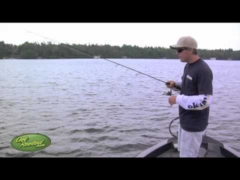 Jigging for Walleye - Here's a quick walleye fishing tip.