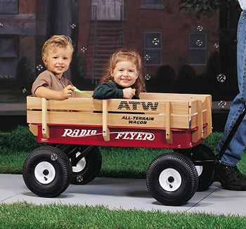 82 Best Red Wagon Hacks Radio Flyer Images On Pinterest