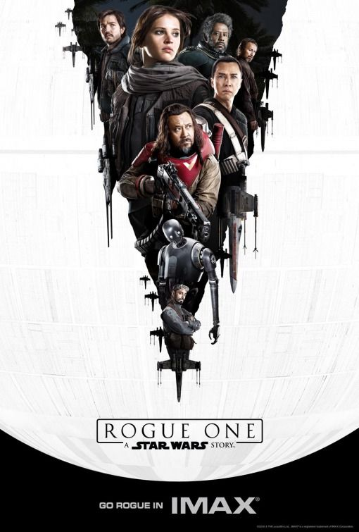 Rogue One: A Star Wars Story Movie Poster ( of