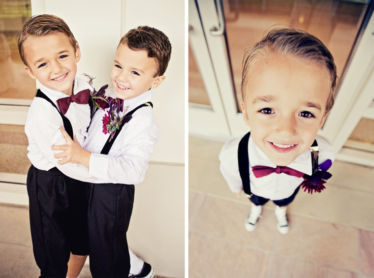 love the suspenders. Declan would totally rock those!