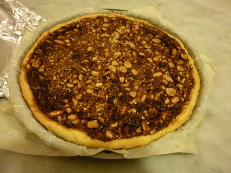 Italian pecan pie...without pecan!