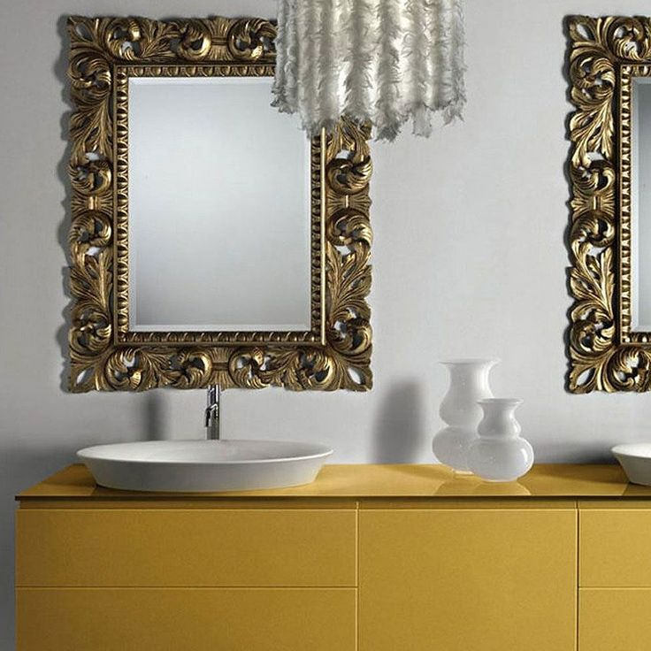 Artelinea Retro Mirror Bathroom MirrorsCabinets