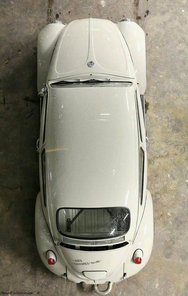 VW beetle perfection