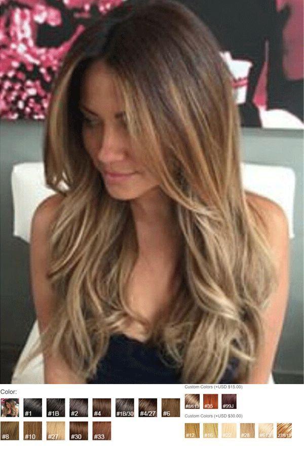 Klassische Und Susse Frisur Ideen Fur Lange Haare Frisuren