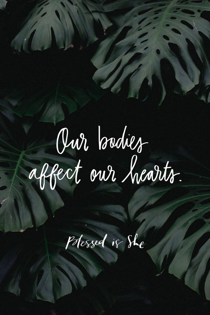 catholic daily devotionals for women // quotes about body image // blessed is she who believed