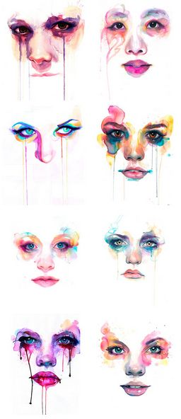 Faces by  Marion Bolognesi                                                                                                                                                                                 More