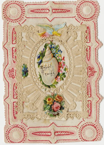 Truly thine. Happiness :: Archives & Special Collections Digital Images :: circa 1880